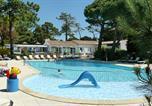 Camping avec WIFI La Couarde-sur-Mer - Le Suroît-1