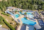 Camping  Acceptant les animaux Guidel - Les 2 Fontaines-3
