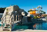 Camping avec Parc aquatique / toboggans Luçon - Club Les Brunelles-4