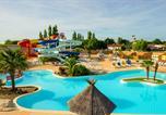 Camping avec Parc aquatique / toboggans Bretignolles-sur-Mer - Les Dauphins Bleus-3