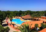 Camping avec Ambiance club Agde - Les Galets-3