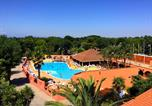 Camping avec Ambiance club Languedoc-Roussillon - Les Galets-3