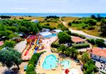 Camping  Acceptant les animaux Fouras - Les Huttes-1