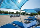 Camping avec Parc aquatique / toboggans Collioure - Les Marsouins-4