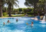 Camping avec Ambiance club Leucate - Les Medes-1