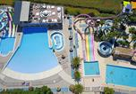 Camping avec Ambiance club Vendres - Les Mimosas-1