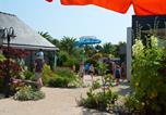 Camping avec Site de charme Finistère - Les Mouettes-3