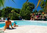 Camping avec Accès direct plage Gastes - Les Oréades-2