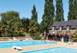 Camping avec Hébergements insolites Ille-et-Vilaine - Les Ormes, Domaine & Resort-3