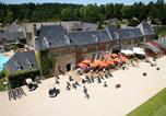 Camping avec Hébergements insolites Ille-et-Vilaine - Les Ormes, Domaine & Resort-4