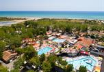Camping avec Ambiance club Valras-Plage - Les Sablons-1