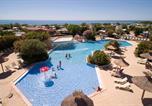 Camping avec Parc aquatique / toboggans Vic-la-Gardiole - Les Tamaris-2
