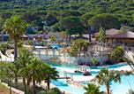 Camping avec Ambiance club Grimaud - Les Tournels-4