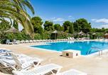 Camping avec Spa & balnéo Narbonne - Les Tropiques-1
