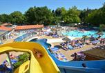 Camping avec Parc aquatique / toboggans Landes - Club Famille Lou Pignada-3