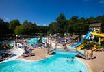 Camping avec Parc aquatique / toboggans Landes - Club Famille Lou Pignada-1