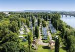 Camping  Acceptant les animaux Crasville - International de Maisons-Laffitte-1