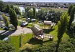 Camping  Acceptant les animaux Crasville - International de Maisons-Laffitte-2