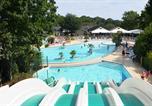 Camping avec Parc aquatique / toboggans Quiberon - Mane Guernehué-3