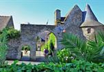Camping avec Parc aquatique / toboggans Quiberon - Manoir de Ker An Poul-2