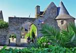 Camping avec WIFI Moëlan-sur-Mer - Manoir de Ker An Poul-2