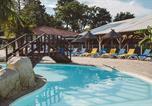 Camping avec Ambiance club Sainte-Eulalie-en-Born - Mayotte Vacances-4