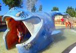 Camping avec Parc aquatique / toboggans Torreilles - Nai'a Village-4