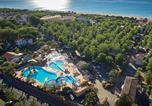 Camping avec Spa & balnéo Sérignan - Les Méditerranées - Nouvelle Floride-1