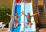 Camping avec Piscine couverte / chauffée Marseillan - Les Méditerranées - Nouvelle Floride-4