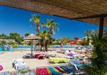 Camping avec Piscine Le Barcarès - L'Oasis et California-4