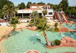 Camping avec Ambiance club Vic-la-Gardiole - Oasis Palavasienne-1