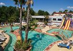 Camping avec Ambiance club Clapiers - Oasis Palavasienne-2