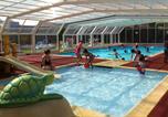 Camping avec Parc aquatique / toboggans Pays de la Loire - L'Orée de l'Océan-3