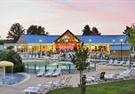 Camping avec Parc aquatique / toboggans Mesland - Parc de Fierbois-3