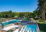 Camping avec Parc aquatique / toboggans Allonnes - Parc de Montsabert-1
