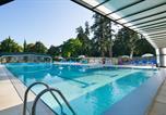 Camping avec Parc aquatique / toboggans Allonnes - Parc de Montsabert-2