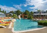 Camping avec Parc aquatique / toboggans Mesland - Parc du Val de Loire-4