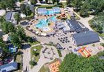 Camping avec Parc aquatique / toboggans Mesland - Parc du Val de Loire-2