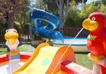 Camping avec Club enfants / Top famille Toulon - Parc et Plage-2