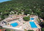 Camping avec WIFI Antibes - Parc Saint James - Montana-1