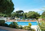 Camping avec WIFI Antibes - Parc Saint James - Montana-2