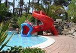 Camping  Acceptant les animaux Andernos-les-Bains - Le Petit Nice-4