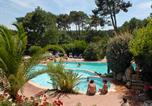 Camping  Acceptant les animaux Andernos-les-Bains - Le Petit Nice-3