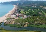 Camping avec Accès direct plage Espagne - Playa Brava-2