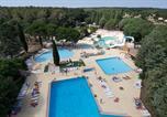 Camping avec Piscine Hérault - Le Plein Air des Chênes-4