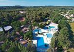 Camping avec Piscine Hérault - Le Plein Air des Chênes-3
