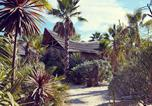 Camping avec Spa & balnéo Menton - Les Prairies de la Mer-2