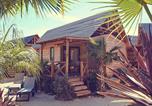 Camping avec Spa & balnéo Menton - Les Prairies de la Mer-3