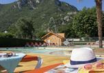 Camping avec Ambiance club Ariège - Le Pré Lombard-3