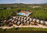 Camping avec Ambiance club Gassin - Riviera d'Azur-2